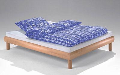 massivholz bett modell texas in buchenholz. Black Bedroom Furniture Sets. Home Design Ideas