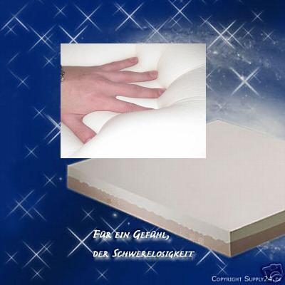 g nstige gel gelschaum matratze weiche gelmatratze wie. Black Bedroom Furniture Sets. Home Design Ideas